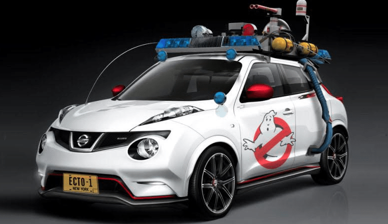 Ghostbusters Looking for a Car Ahead of Film Release