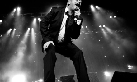 Andrew Strong and the Commitments Live at Rockliffe Hall