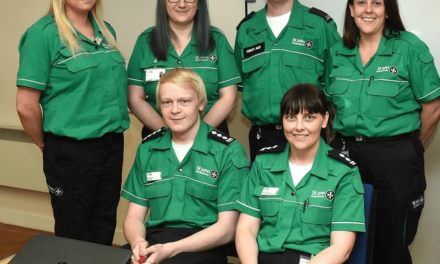 Redcar students offer vital aid to St John Ambulance