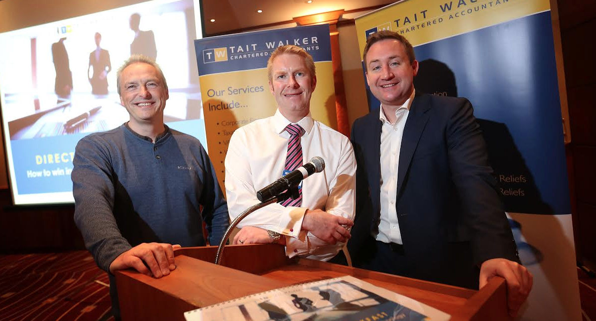 Business Leaders Discuss Technology in the North East