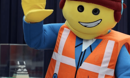 Thousands through the door as Lego exhibit continues