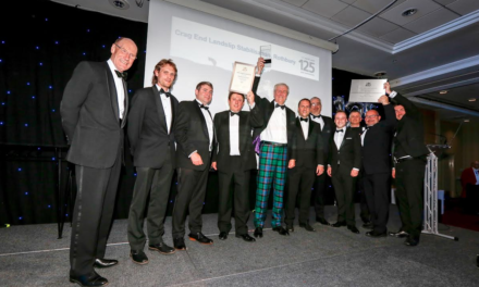 North east projects win top engineering awards