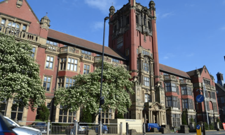 Architect Secures Wide-Ranging Listed Building Role at University