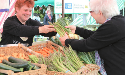 Hambleton's Homegrown Food Festival's 5th fiesta!