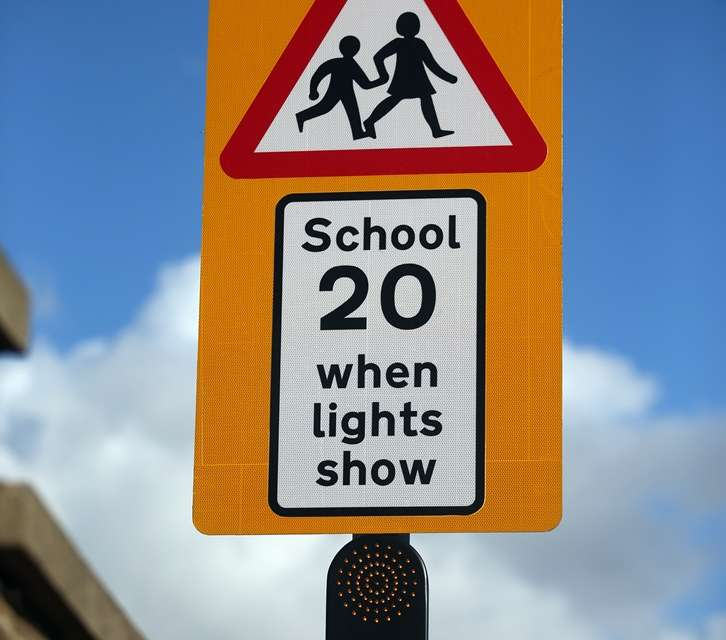 Eight schools sign up for 20mph limits