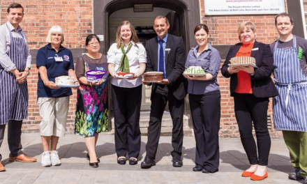Sweet Treats For North East Charity From Cairn Group