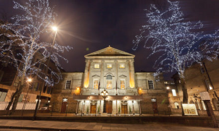Assembly rooms seeks public's support to help celebrate big birthday