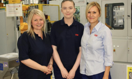 Female Engineers Key to ZF TRW Growth