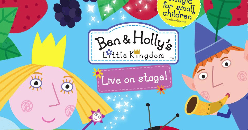 Children's Favourites Ben & Holly Come To Tyne Theatre