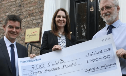 140 Business People Support Homeless Charity With Proceeds Of Dinner