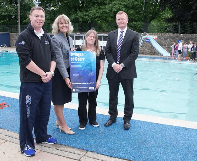 Dying to be Cool Water Safety Sessions