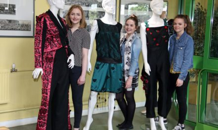 College designers are taking an eclectic mix of tailoring with a twist to one of the most prestigious shows of the catwalk calendar.