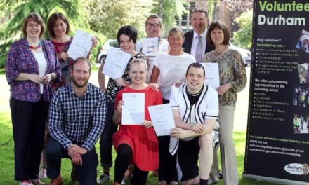 Festival Makers Complete New Volunteer Passport