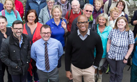 National Wellbeing Expert Explores Ways To Make The Most Of The 'Natural Health Service' In Northumberland National Park