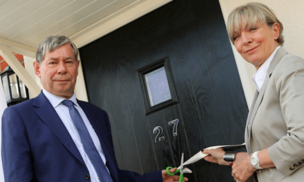 New affordable housing development opens in Middlesbrough