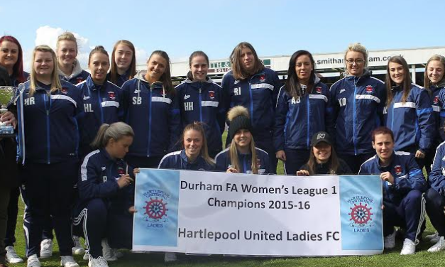 Hartlepool United Ladies Seek New Talent