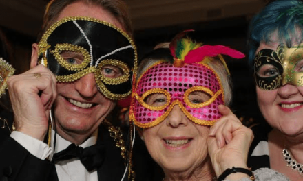 Masquerade Ball Closes Learning Disability Week