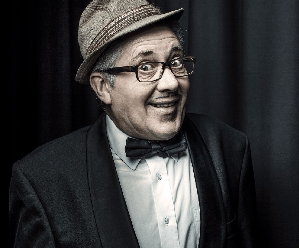Count Arthur Strong – The Sound of Mucus!