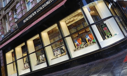 Nothern Goldsmith Ahead Of The Times With First Look At Next Season's Designs