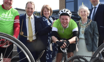 Pedal Power Gets Praise From Mayor