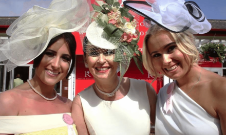 North East's Most Glamourous Attend Redcar Racecourse's Annual Ladies' Day
