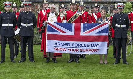 Scarborough Armed Forces Day 2016 Programme