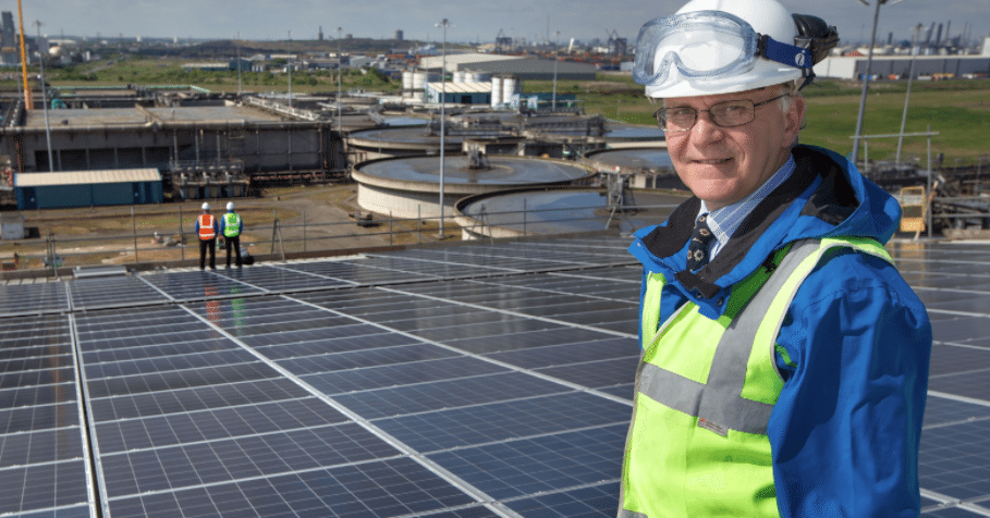 Northumbrian Water Reduces Bills and Explores Solar Future On Teesside