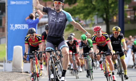 Come and Celebrate National Cycling Championships in Stockton