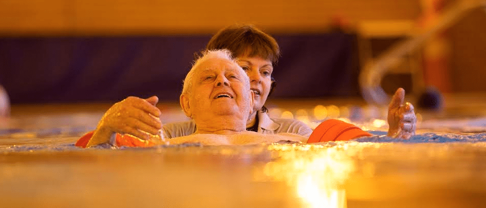 Dementia Friendly Swimming Lesson Make A Difference
