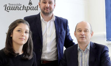 Teesside University's Launchpad Working With Rivers Capital To Build The Start-Up Community On Campus.