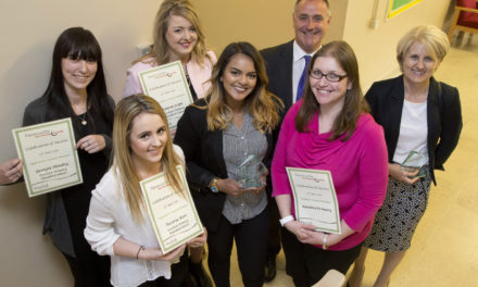 Glittering night of success for Excelsior Academy at top education awards