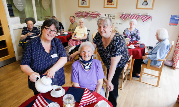 Choppington care home launches cafe to battle loneliness.