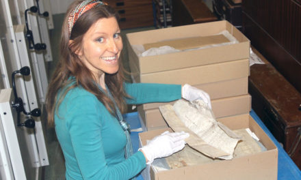 Explore archives as project goes on the road