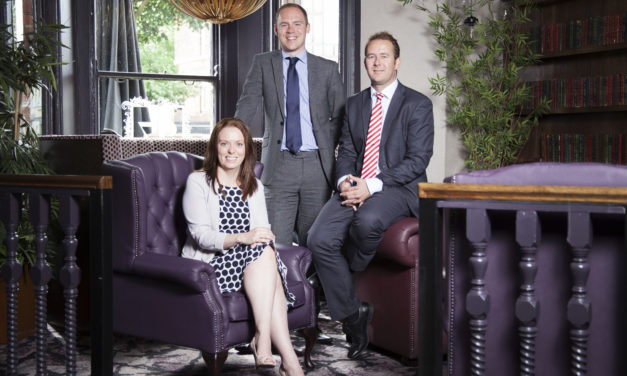 North East law firm continues to strengthens team with triple promotion