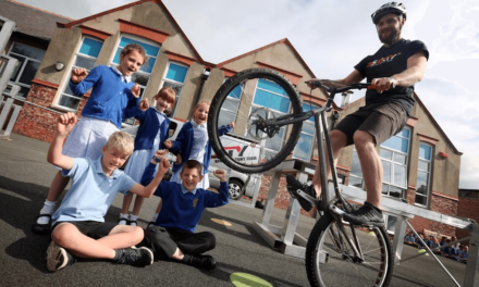 Sedgefield school walks away with MEGA Motion prize