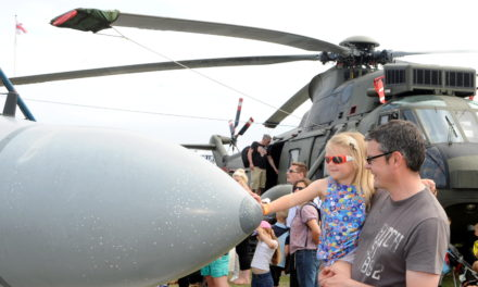 Keeping Safe and Sound at Sunderland International Airshow