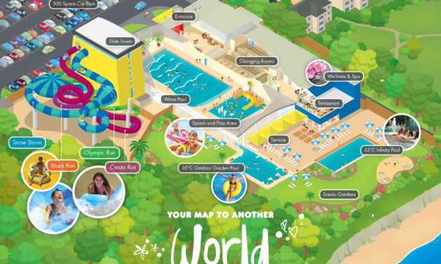 Alpamare's first ever UK waterpark announces official opening date
