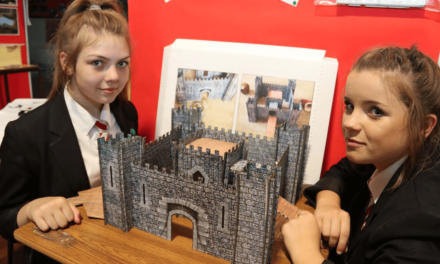 Darlington School Mark their Creativity with Art Exhibition