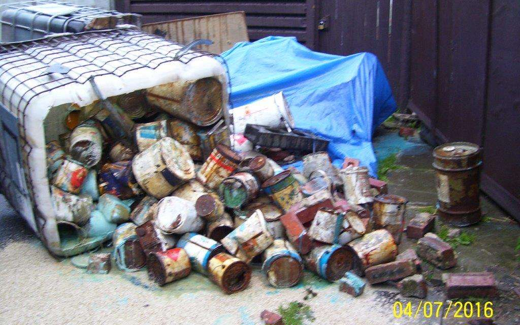 Appeal for public to help to tackle fly-tippers