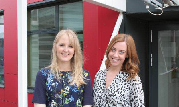 Middlesbrough marketing agency strengthens its team with two new recruits
