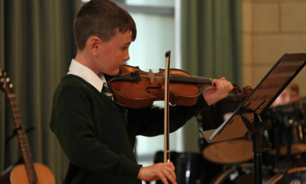 Young musicians impress at summer concert