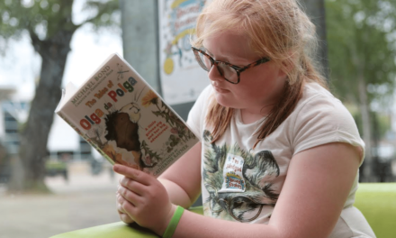 Join the Big Friendly Read across Stockton this Summer
