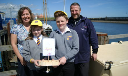 Historic voyage aims to inspire Blyth children