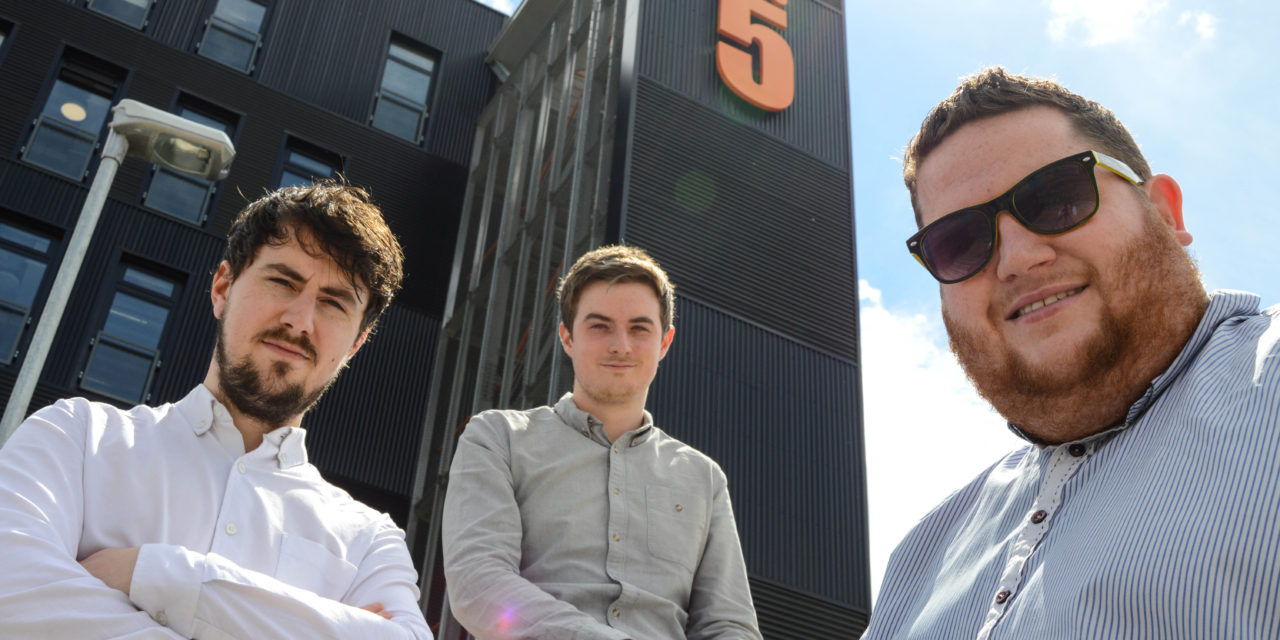 Digital business relocates to accommodate expansion plans