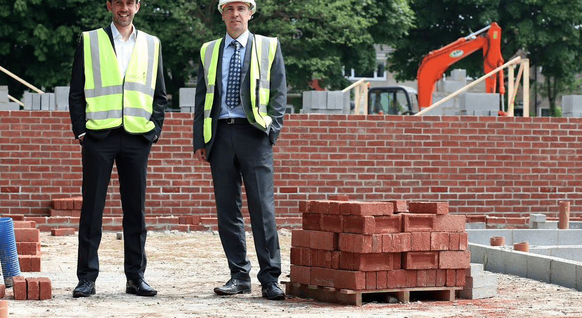 Brick Supplier Wins Deal with Construction Company