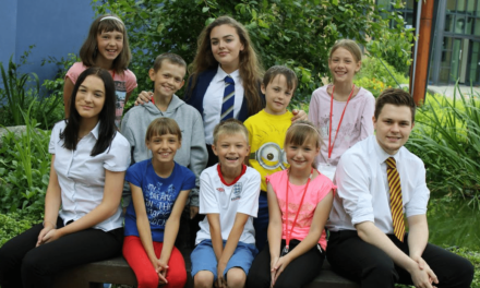Russian student at Tees academy welcomes Chernobyl children