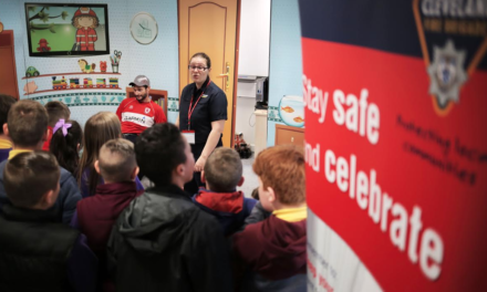 Crucial Crew puts safety in the spotlight