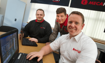 Major new contract win and £3.5m investment for expanding company Mecaplast