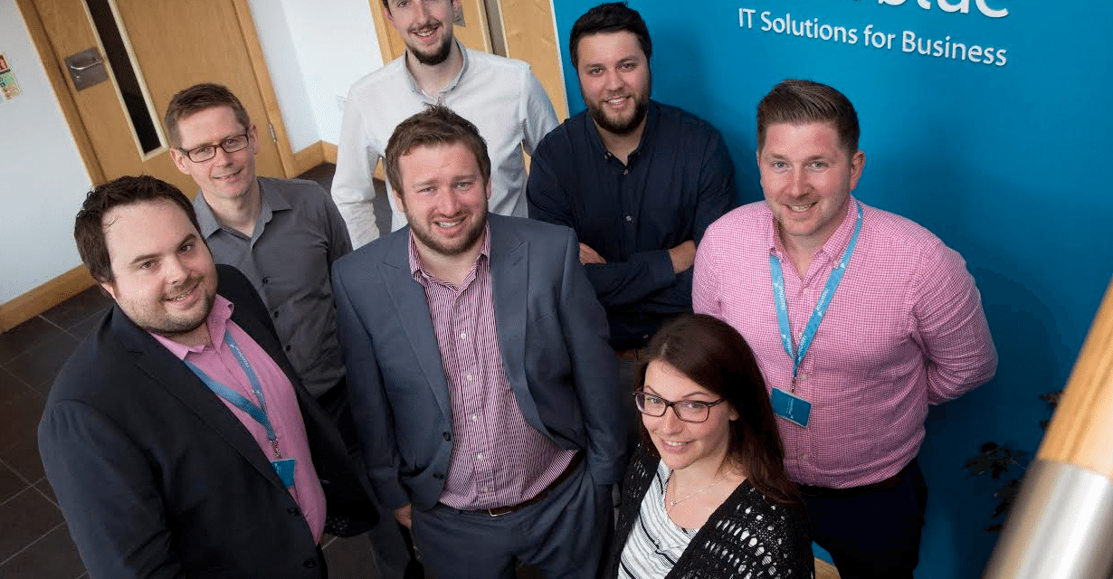 Firm Started by Teenager Celebrates 10 Years and Record Turnover