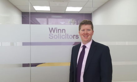 Winns Appoints Brain Injury Specialist to Complex Claims Team